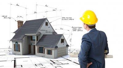 Проведение геодезических работ при строительстве частного дома.